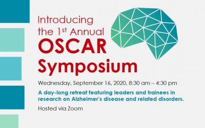1st Annual OSCAR Symposium