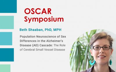 Beth Shaaban, PhD, MPH presents at the Sept 16th 2020 ADRC OSCAR Symposium